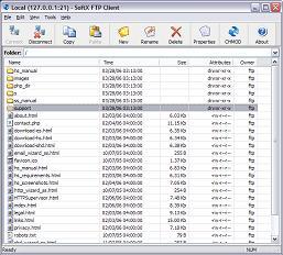 Pocket PC Ftp Client